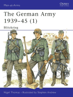 The German Army 1939–45 (1)