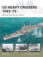 US Heavy Cruisers 1943–75