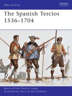 The Spanish Tercios 1536–1704