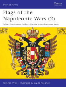 Flags of the Napoleonic Wars (2): Colours, Standards and Guidons of Austria, Britain, Prussia and Russia