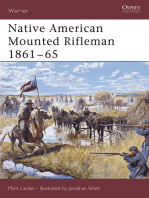 Native American Mounted Rifleman 1861–65