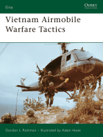Vietnam Airmobile Warfare Tactics