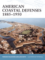 American Coastal Defenses 1885–1950