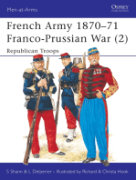 French Army 1870–71 Franco-Prussian War (2): Republican Troops