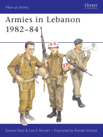 Armies in Lebanon 1982–84