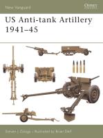 US Anti-tank Artillery 1941–45