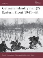 German Infantryman (2) Eastern Front 1941–43