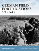 German Field Fortifications 1939–45