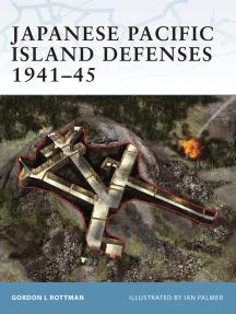 Japanese Pacific Island Defenses 1941–45