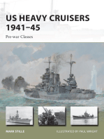 US Heavy Cruisers 1941–45