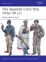The Spanish Civil War 1936–39 (1)