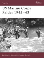 US Marine Corps Raider 1942–43