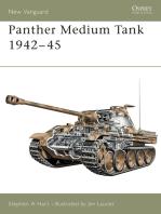 Panther Medium Tank 1942–45