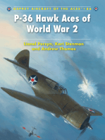 P-36 Hawk Aces of World War 2