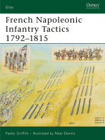 French Napoleonic Infantry Tactics 1792–1815