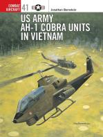 US Army AH-1 Cobra Units in Vietnam