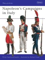 Napoleon's Campaigns in Italy