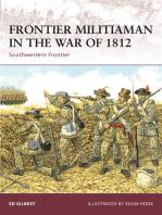 Frontier Militiaman in the War of 1812