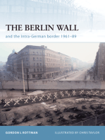 The Berlin Wall and the Intra-German Border 1961-89