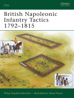 British Napoleonic Infantry Tactics 1792–1815