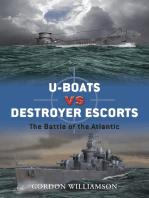 U-boats vs Destroyer Escorts