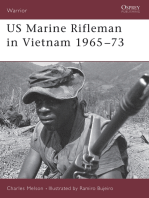 US Marine Rifleman in Vietnam 1965–73