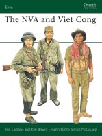 The NVA and Viet Cong