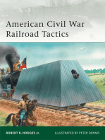 American Civil War Railroad Tactics
