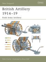 British Artillery 1914–19: Field Army Artillery