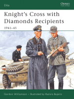 Knight's Cross with Diamonds Recipients