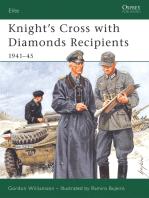 Knight's Cross with Diamonds Recipients