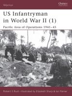 US Infantryman in World War II (1)