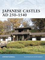 Japanese Castles AD 250–1540