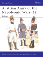 Austrian Army of the Napoleonic Wars (1)