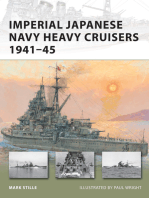 Imperial Japanese Navy Heavy Cruisers 1941–45