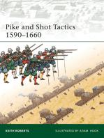 Pike and Shot Tactics 1590–1660