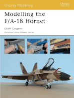 Modelling the F/A-18 Hornet