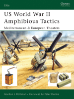 US World War II Amphibious Tactics