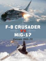 F-8 Crusader vs MiG-17