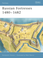 Russian Fortresses 1480–1682