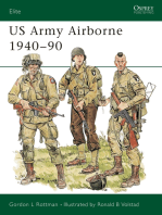 US Army Airborne 1940–90