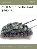 M60 Main Battle Tank 1960–91