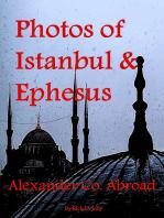 Photos of Istanbul & Ephesus