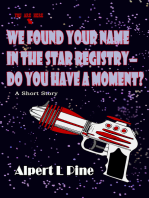 We Found Your Name in the Star Registry