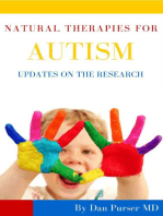Natural Therapies for Autism