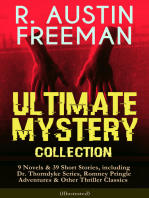 R. AUSTIN FREEMAN - Ultimate Mystery Collection