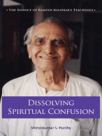 Dissolving Spiritual Confusion