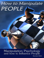 How to Manipulate People