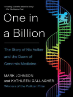 One in a Billion: The Story of Nic Volker and the Dawn of Genomic Medicine