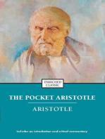 Pocket Aristotle
